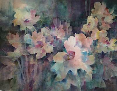 Painting - Jewels Of The Garden by Karen Ann Patton