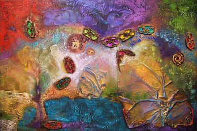 Jewels Of The Sky Art Print by Farhan Abouassali