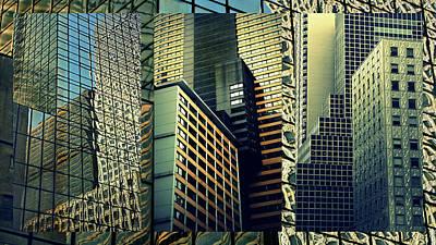 Photograph - Manhattan Amalgam by Jessica Jenney