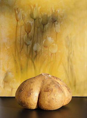 Jicama  Art Print by Viktor Savchenko