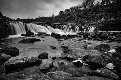 Photograph - Jiktang Falls by Roy Cruz