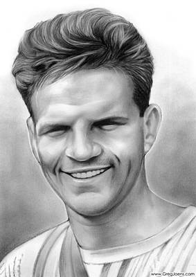 Jim Elliot Print by Greg Joens