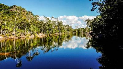 Photograph - Jim Jim Creek - Kakadu National Park, Australia by Lexa Harpell