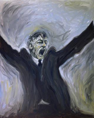 Painting - Jim Larkin by Seamas Culligan