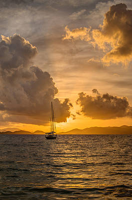 Photograph - Jimmy Buffet Sunrise by Gary Felton