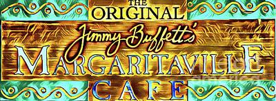 Photograph - Jimmy Buffetts Margaritaville Key West by John Stephens