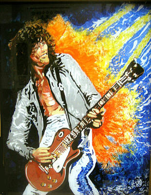 Jimmy Page - The Wizard Original