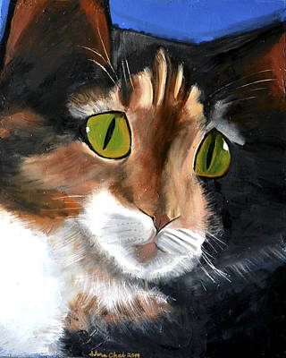 Jinx The Cat Original by Shira Chai