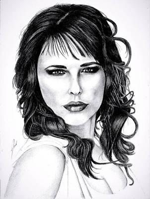 JLH Art Print by Jose  Torres