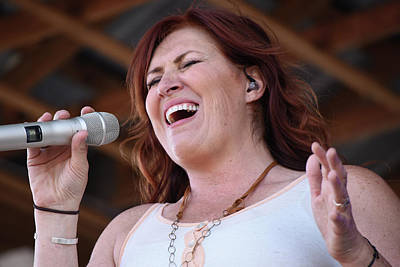 Photograph - Jo Dee Messina by Mike Martin