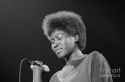 Singers Photograph - Joan Armatrading 5 by Philippe Taka