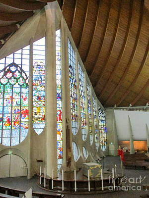 Photograph - Joan Of Arc Church 6 by Randall Weidner