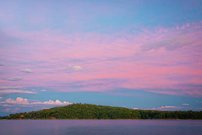 Photograph - Jocassee 1 by David Waldrop
