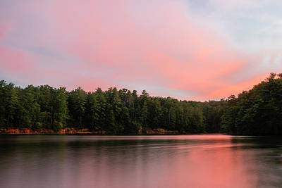 Photograph - Jocassee 2 by David Waldrop