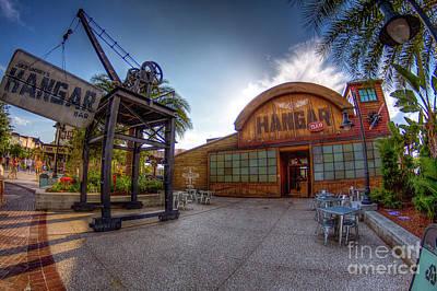 Photograph - Jock Lindsey's Hangar Bar by Luis Garcia