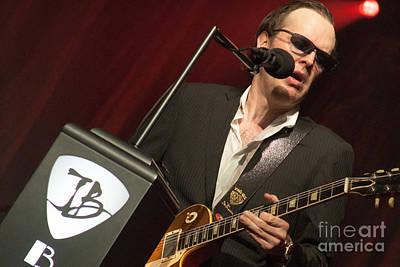 Joe Bonamassa Photograph - Joe Bonamassa - Guitar 3 by Jim Schmidt MN