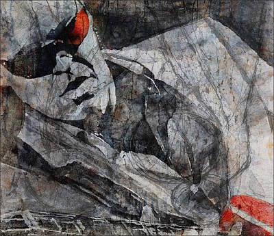 Painting - Joe Bonamassa by Paul Lovering