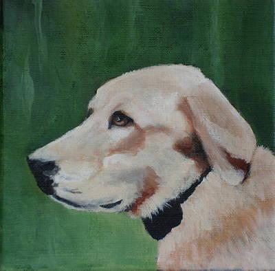 Painting - Joe by Carol Russell