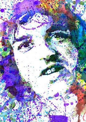 Etsy Art Mixed Media - Joe Cocker by Dante Blacksmith