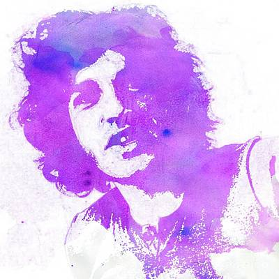 Music Paintings - Joe Cocker, Singer by Esoterica Art Agency