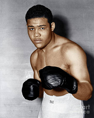 Photograph - Joe Louis by Granger