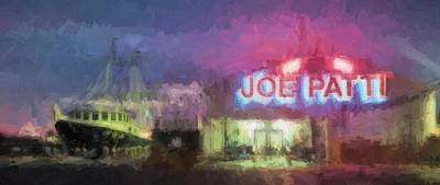 Photograph - Joe Patti Seafood by JC Findley
