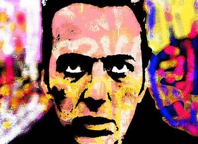 Joe Strummer Painting - Joe Strummer 3 by Otis Porritt