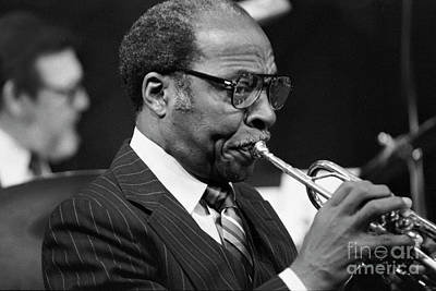 Jazz Musician Photograph - Joe Wilder by The Harrington Collection