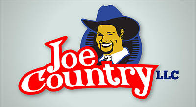 Digital Art - Joecountry Logo_llc Kitchen by Joe Greenidge