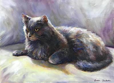 Painting - Joey by Bonnie Goedecke