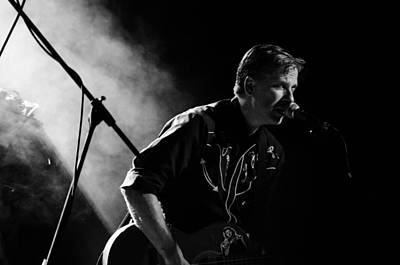 Photograph - Joey Burns - Calexico 8 by Andrea Mazzocchetti