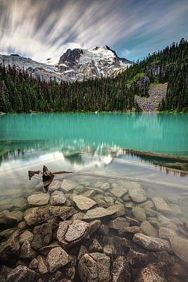 Photograph - Joffre Lakes Dream by Pierre Leclerc Photography