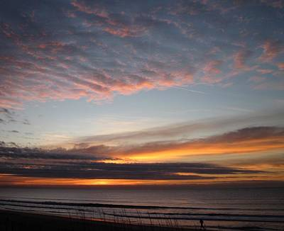 Photograph - Jogging At Sunrise by Betty Buller Whitehead