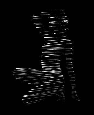 Photograph - Johanna In Ribbons by Gregory Daley  MPSA