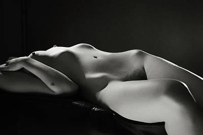 Photograph - Johanna No. 2110 by Figura Publishing