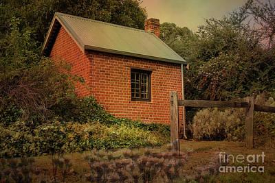 Photograph - John Blechynden's House by Elaine Teague