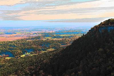 Photograph - John Boyd Thatcher State Park by John Schneider