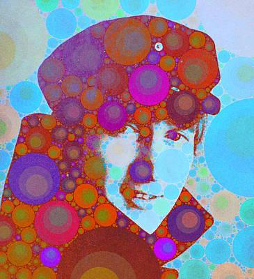 Photograph - John Lennon by Anne Thurston