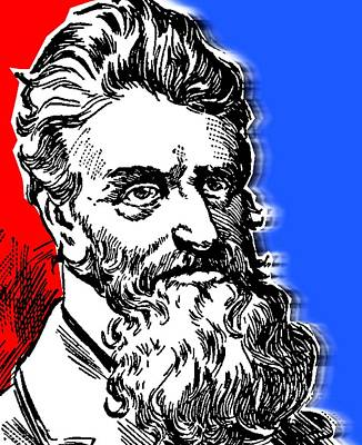 John Brown-2 Art Print