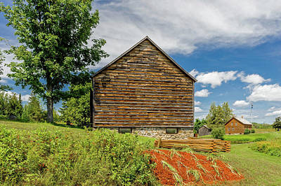 Photograph - John Brown Home And Farm  -  Johnbrownhome172589 by Frank J Benz