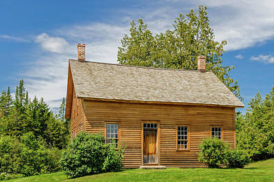 Photograph - John Brown Home And Farm  -  Johnbrownhome172590 by Frank J Benz