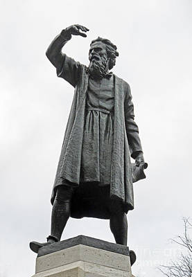 Photograph - John Cabot by Ethna Gillespie