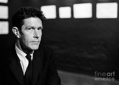 Cage Photograph - John Cage, 1958 by The Harrington Collection