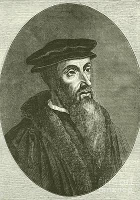 John Calvin Art Print