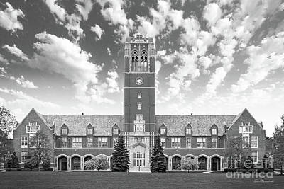John Carroll University Administration Building Art Print