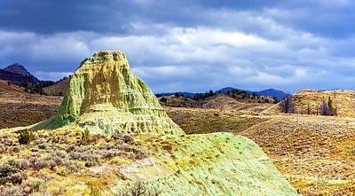 Photograph - John Day Oregon by David Millenheft