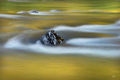 Photograph - John Day River Glow by Leland D Howard