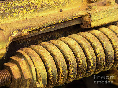 Photograph - John Deere Tractor 11 by Rick Piper Photography