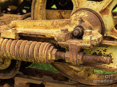 Photograph - John Deere Tractor 13 by Rick Piper Photography