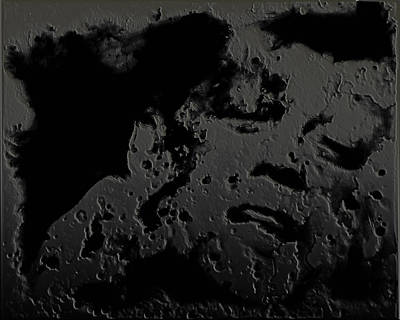 Crisis Mixed Media - John F Kennedy 1c by Brian Reaves